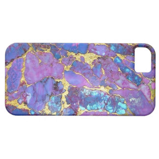 """Purple Phone Case"" iPhone 5 Cover"