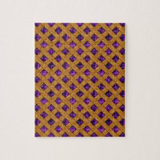 Purple Pie Jigsaw Puzzle