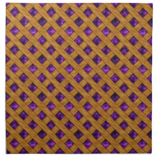 Purple Pie Napkin