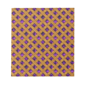 Purple Pie Notepad