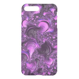 Purple Pink Fractal Art iPhone 7 Plus Case