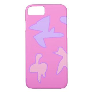 Purple & Pink iPhone 7 Case