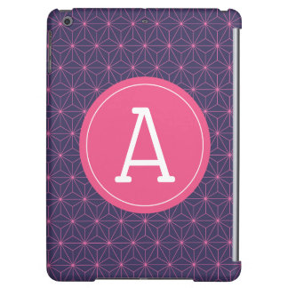 Purple Pink Lazer Case For iPad Air