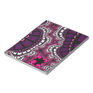 Purple Pink Remix Notepad
