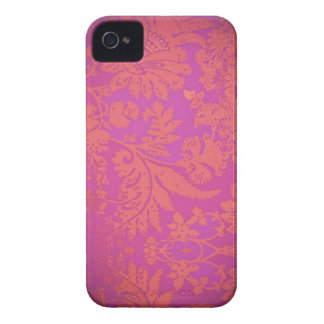 Purple/Pink Vintage iPhone Case