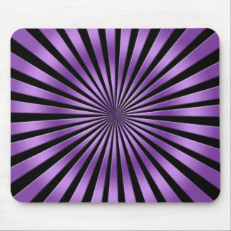 Purple Pinwheel Mousepad