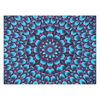 Purple Piper Colorful Cotton Tablecloth