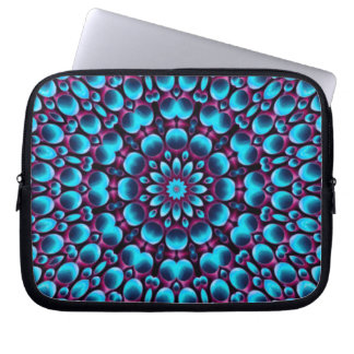 Purple Piper Colorful Neoprene Laptop Sleeves
