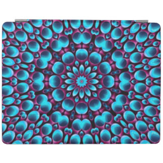 Purple Piper Kaleidoscope  iPad Smart Covers iPad Cover