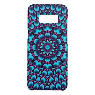 Purple Piper Kaleidoscope   Phone Cases