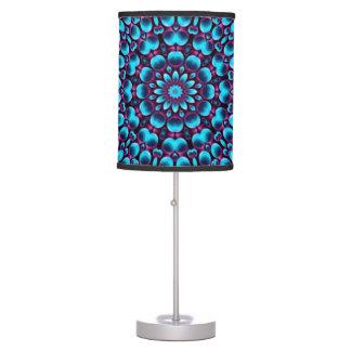 Purple Piper  Kaleidoscope  Table Lamp