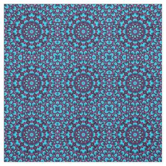 Purple Piper Vintage  Kaleidoscope   Fabric