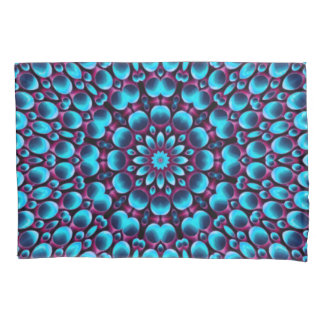 Purple Piper Vintage Kaleidoscope  Pillowcases