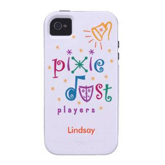 Purple Pixie Dust Players iPhone 4 Case