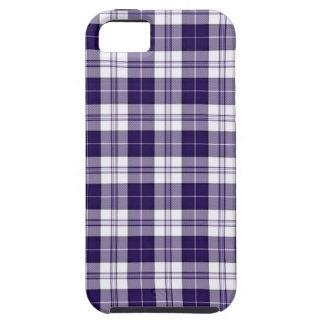Purple Plaid iPhone 5 Cases