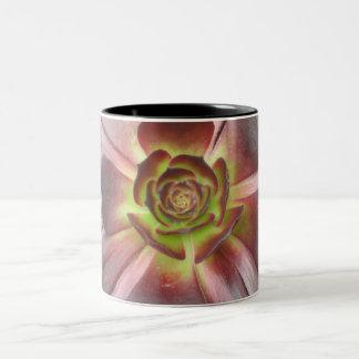 Purple Plant Mug