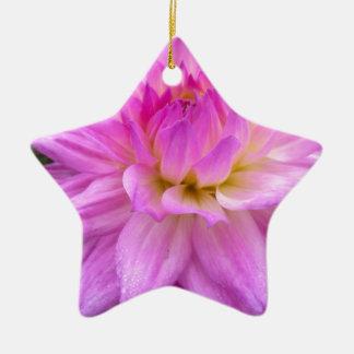 Purple Pleasure Ceramic Ornament