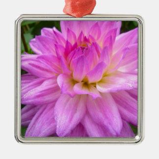 Purple Pleasure Metal Ornament