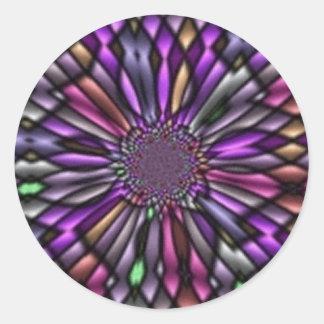 Purple Pleasure Sticker