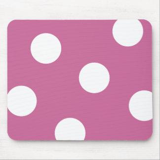 Purple Poki Mouse Pad