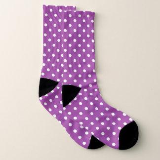 Purple Polka Dot 1