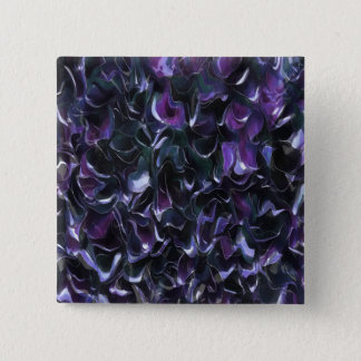 Purple Pond 2 Inch Square Button