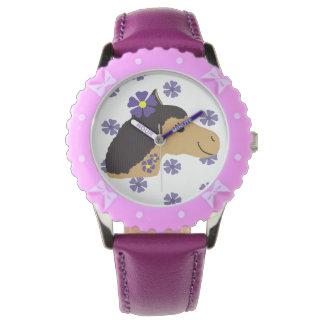 Purple Pony Power - Watch