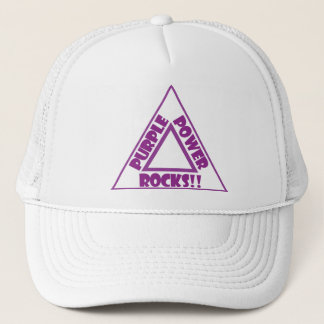 Purple Power Rocks - Hat