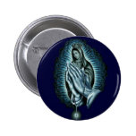 Purple Prayer Blessed Virgin Mary Pins