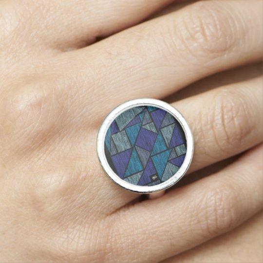 purple public garden rings