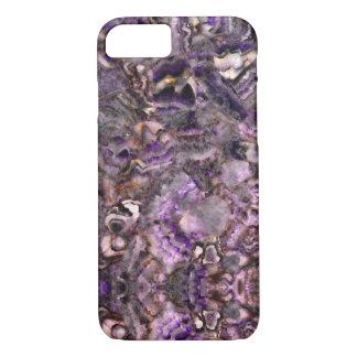 Purple Quartz iPhone 7 Case