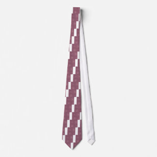 Purple Rain Drops Tie