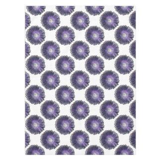 Purple Rain gerbera Tablecloth
