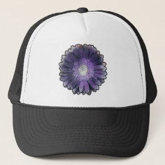 Purple Rain gerbera Trucker Hat