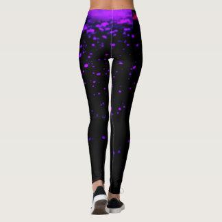 Purple RAIN, LADIEZ Leggings