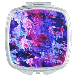 Purple Rain Mirror For Makeup