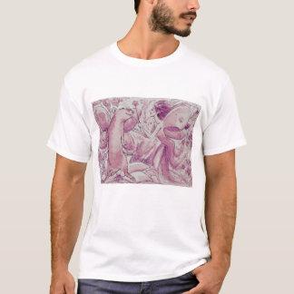Purple Rat Fairy T-Shirt