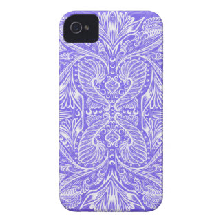 Purple, Raven of mirrors, dreams, bohemian iPhone 4 Case