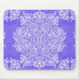 Purple, Raven of mirrors, dreams, bohemian Mouse Pad