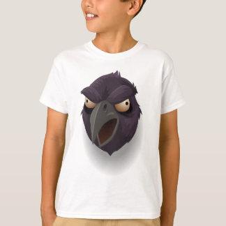 Purple Raven's head T-Shirt