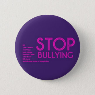 Purple represents Spirit on the LGBTQ 2 Inch Round Button