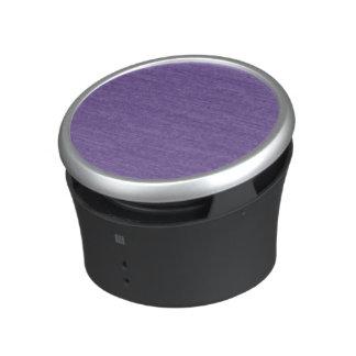 Purple Retro Cardboard Colorful Texture Pattern Speaker