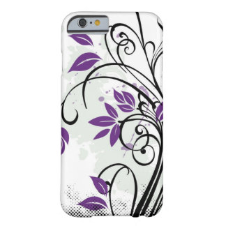 Purple Rhapsody Barely There iPhone 6 Case