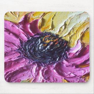 Purple Robert Blossom Mousepad