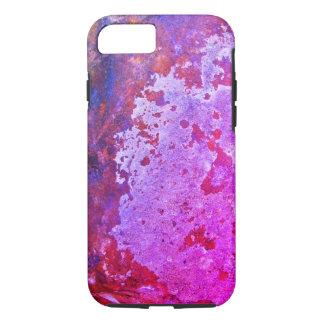 Purple Rock Texture iPhone7 case