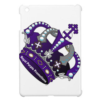 Purple Royal Crown Case For The iPad Mini