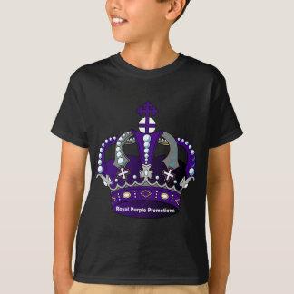 Purple Royal Crown T-Shirt