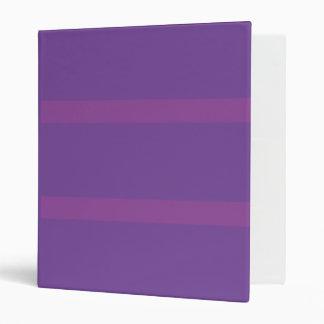 Purple Royalty Avery Binder