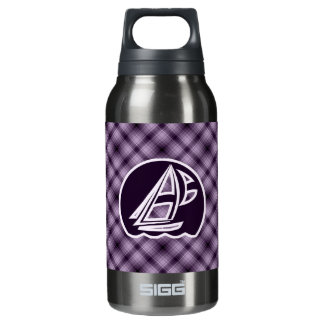 Purple Sailing Insulated Water Bottle