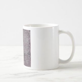 Purple seamless coffee mug